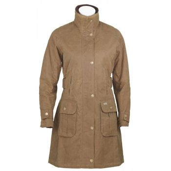 TOGGI ALICE WAX JACKET TAN