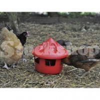 STOCKSHOP POULTRY/BIRD GRIT STATION 3kg