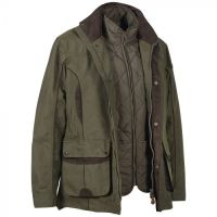 PERCUSSION NORMANDIE 3-IN-1 JACKET AND VEST