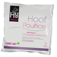 HY HOOF POULTICE PACK OF 3