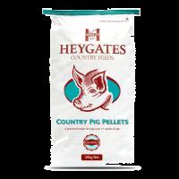 HEYGATES PIG PELLETS 20kg