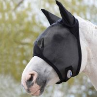 WEATHERBEETA FLY MASK WHITE