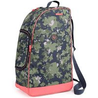 AUBRION CAMO BOOT, HAT & WHIP BAG