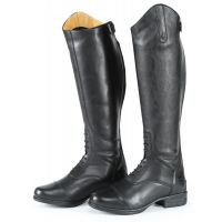 MORETTA GIANNA RIDING BOOTS BLACK