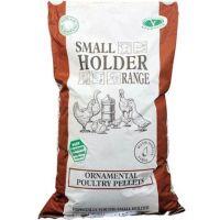 ALLEN AND PAGE ORNAMENTAL POULTRY PELLETS - 20kg