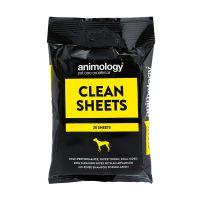 ANIMOLOGY CLEAN SHEETS - 20 PK