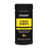 ANIMOLOGY CLEAN SHEETS 80PK