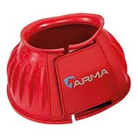 ARMA TOUCH CLOSE OVERREACH BOOTS RED