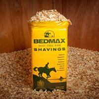 BEDMAX SHAVINGS HORSE BEDDING
