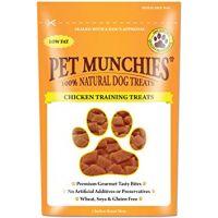 PET MUNCHIES CHICKEN TRAINING TREATS 50g