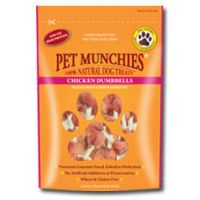 PET MUNCHIES CHICKEN BREAST DUMBELL 80G