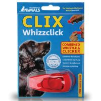CLIX WHIZZ CLICK COMBINED CLICK AND WHISTLE