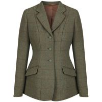 EQUETECH WOMENS CLAYDON TWEED JACKET