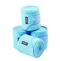 ROMA POLO BANDAGES 4 PACK BABY BLUE