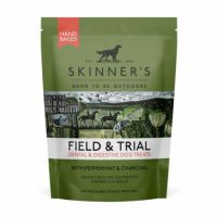SKINNERS DENTAL & DIGESTIVE TREATS 90g