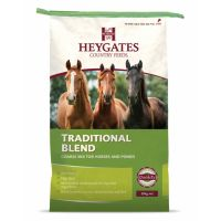 HEYGATES TRADITIONAL BLEND COARSE MIX 20kg