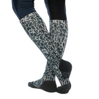 HORSEWARE TECH SPORT SOCKS ANIMAL PRINT ONE SIZE