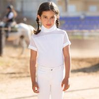 HORSEWARE EMMA GIRLS COMPETITION SHIRT