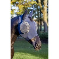 LEMIEUX BUG RELIEF HALF FLY MASK (EARS ONLY)