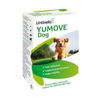 LINTBELLS YUMOVE DOG 60 TABS