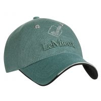 LEMIEUX LUXE BASEBALL CAP SAGE