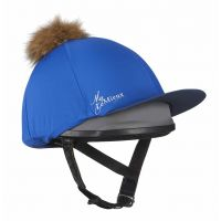 LEMIEUX HAT SILK BENNETON BLUE