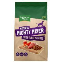 NATURES MENU MIGHTY MIXER TURKEY & OATS