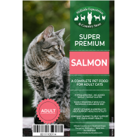 MILLSIDE SUPER PREMIUM CAT 2kg SALMON