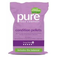 PURE FEED COMPANY PURE CONDITION PELLETS 15kg