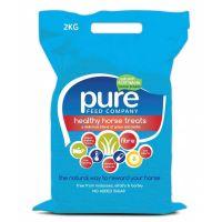 PURE FEED COMPANY HORSE TREATS 2kg