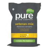 PURE FEED COMPANY PURE VETERAN MIX 15kg