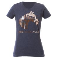 EQUETECH RIDE & RECYCLE T-SHIRT