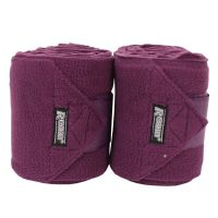 ROMA THICK POLO BANDAGES - PURPLE