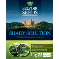 BELVOIR SEEDS SHADY SOLUTIONS 2.5kg