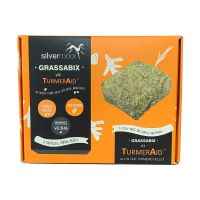 SILVERMOOR GRASSABIX WITH TURMERAID, LINSEED OR MINT 1kg
