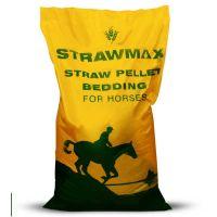 STRAWMAX STRAW PELLET BEDDING 15kg