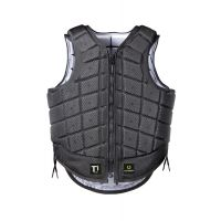 CHAMPION Ti22 TITANIUM CHILDS BODY PROTECTOR BLACK
