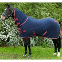 WEATHERBEETA FLEECE COOLER COMBO NAVY/RED/WHITE