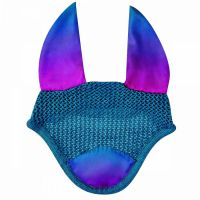WEATHERBEETA PRIME OMBRE FLY BONNET MIDNIGHT AURORA