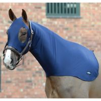 WEATHERBEETA STRETCH HOOD NAVY