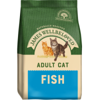 JAMES WELLBELOVED ADULT COMPLETE CAT FOOD WITH FISH