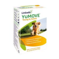 LINTBELLS YUMOVE ACTIVE DOG 60 TABS